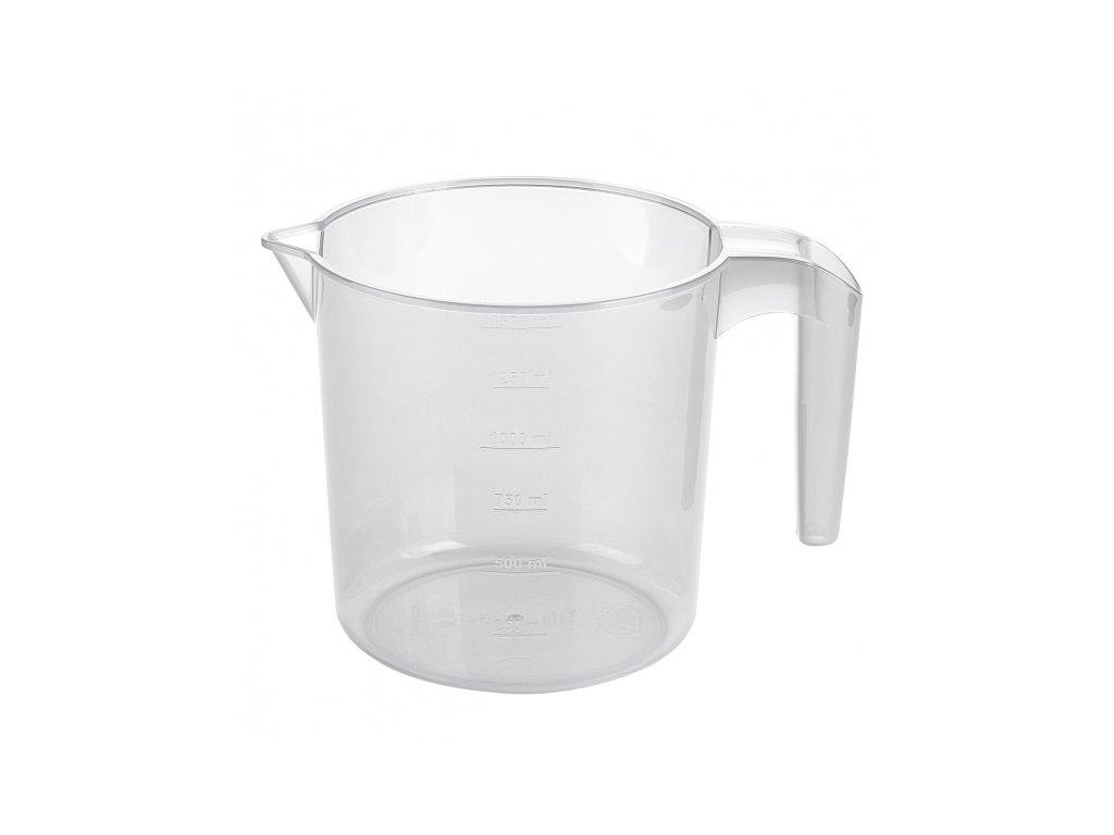 Plastový džbán s měrkou 1,5 l