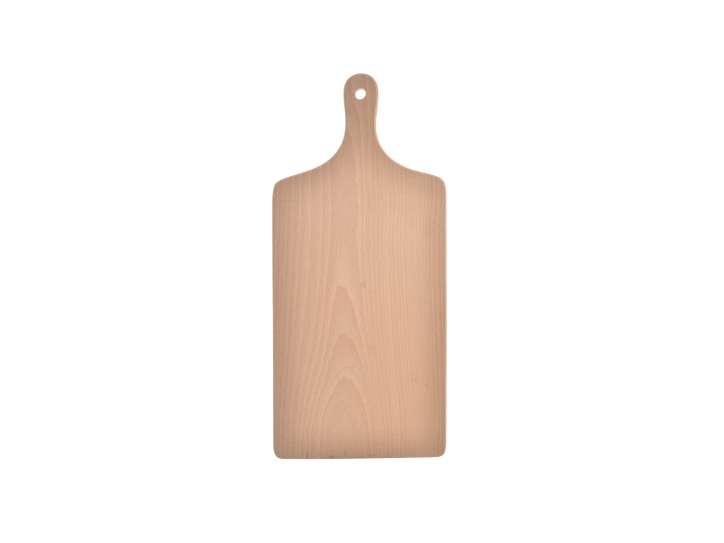 Dřevěné krájecí prkénko, 43 x 19 cm