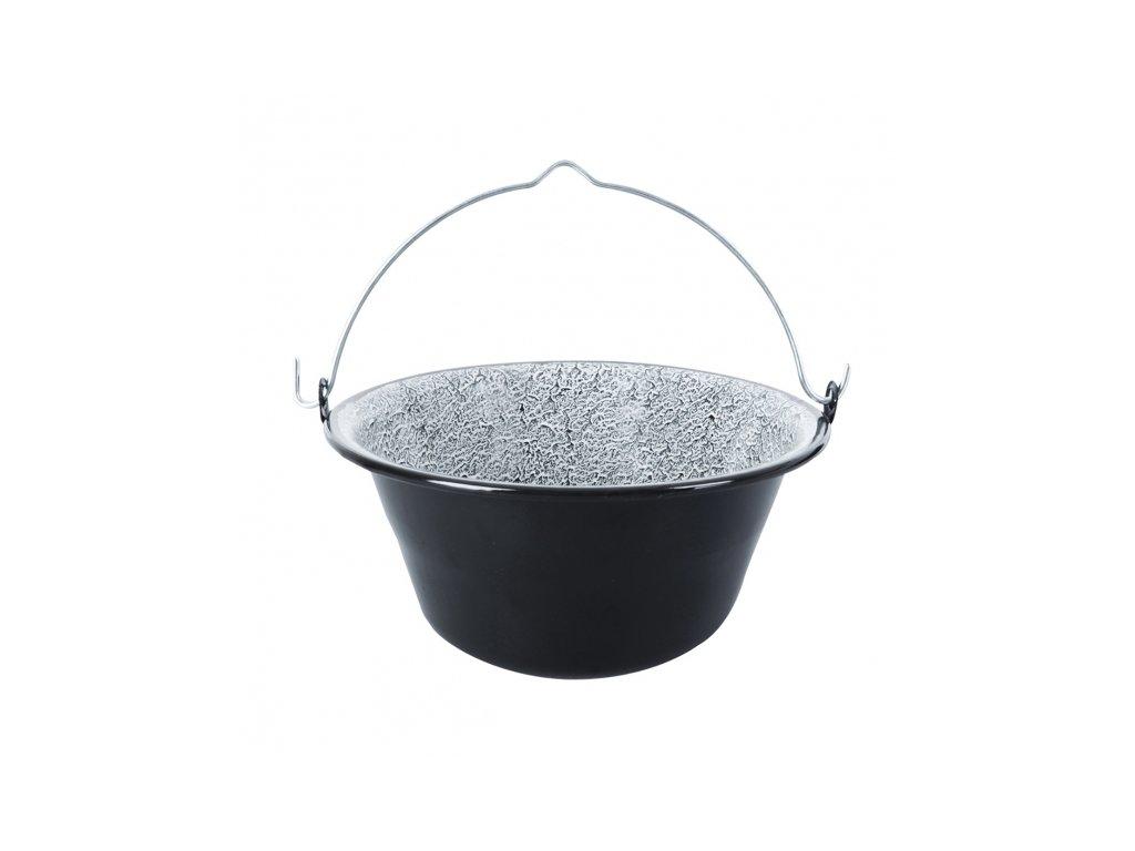 Smaltovaný kotlík na guláš, 7,5 l