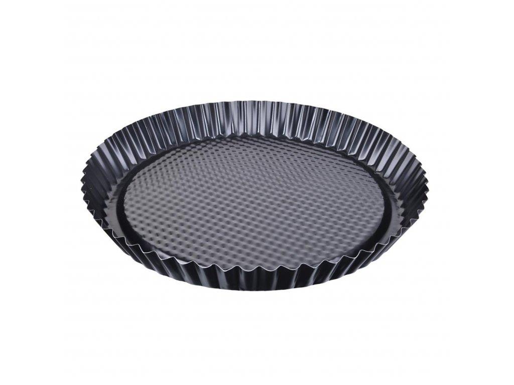 Pečící forma s nepřilnavým povrchem koláč Black Fru, průměr 27,5 cm