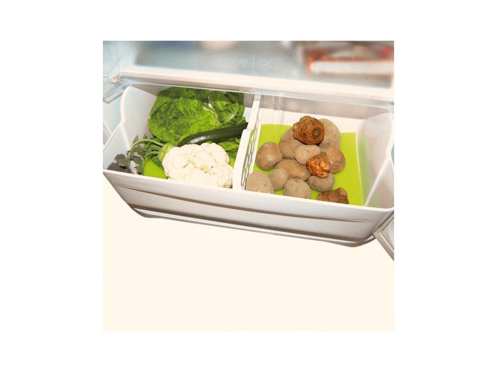 Podložka do lednice na zeleninu, 47 x 30 cm