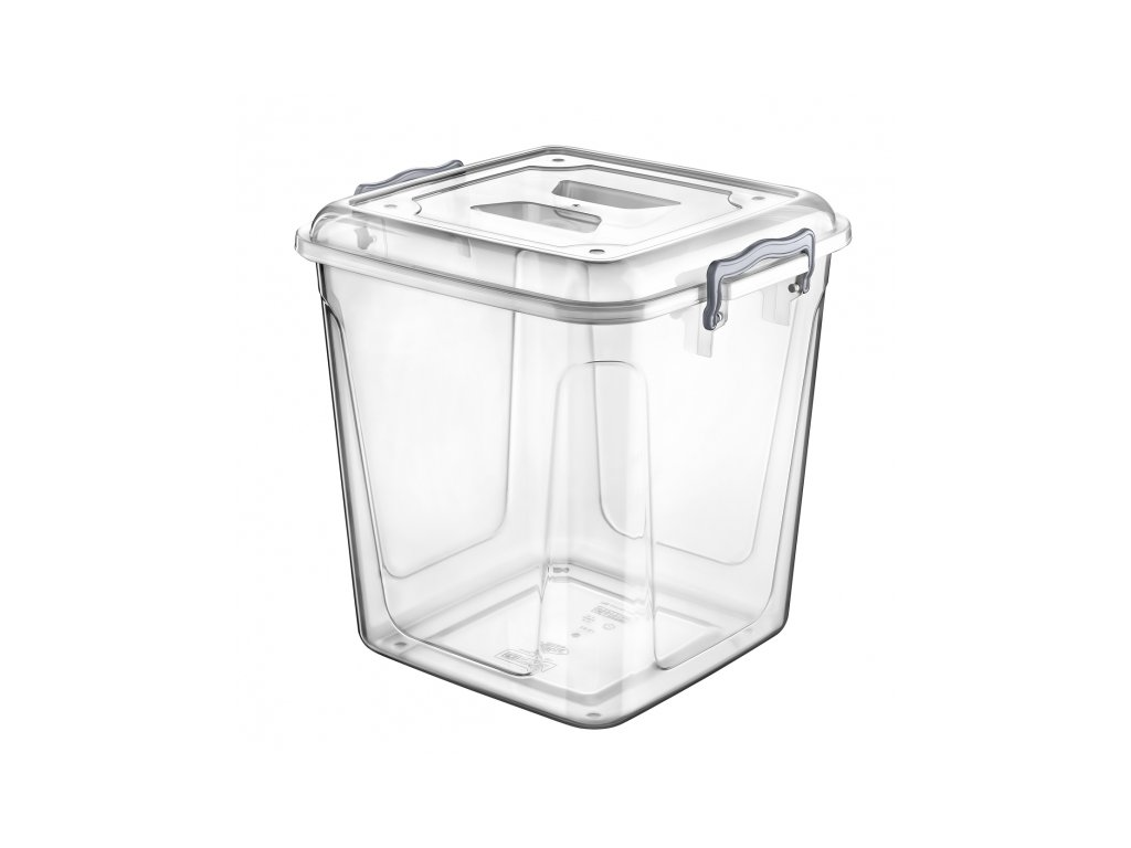 Plastový úložný box Multi vysoký 20 l