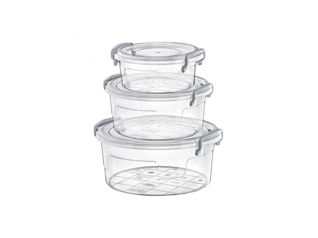 Plastový multifunkční box, 0,6 l