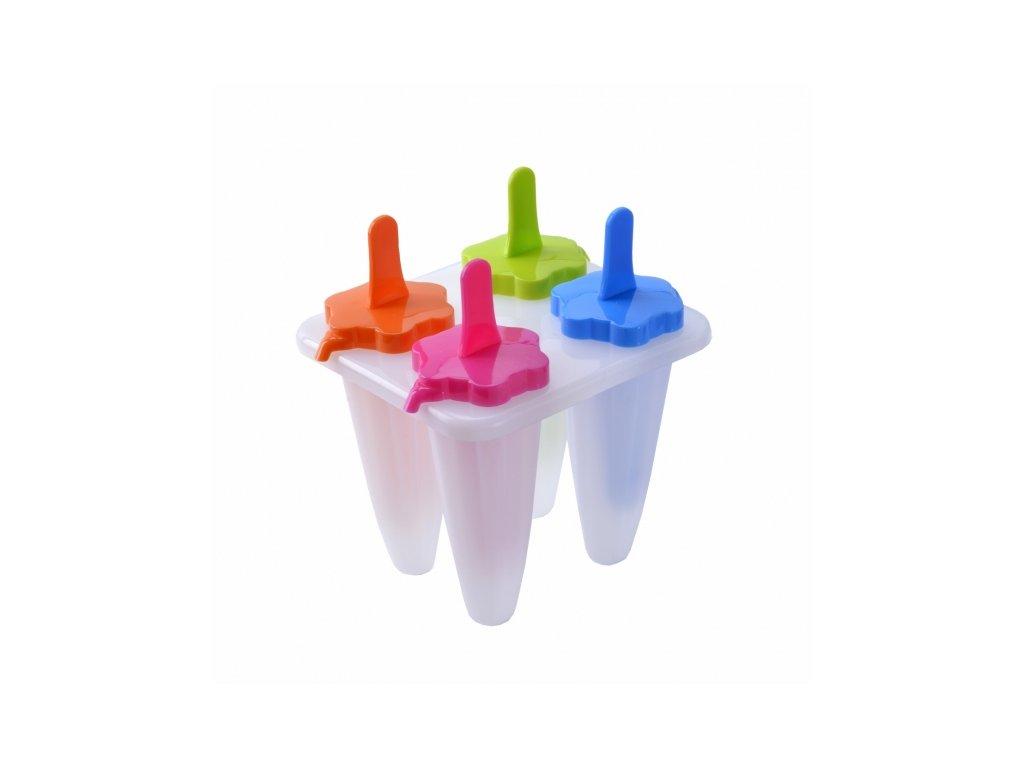 Plastová forma na zmrzlinu Iceland 4 ks