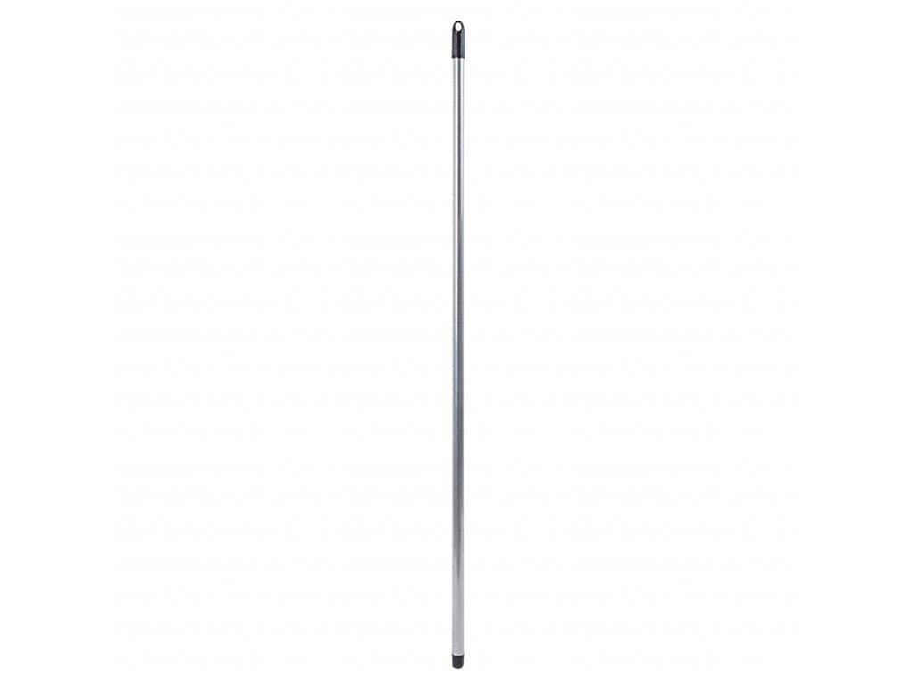 Chromová smetáková hůl, 130 cm