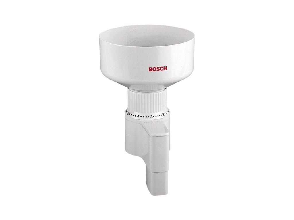 Příslušenství k robotu Bosch MUZ4GM3 (mlýnek na koření,semena,mák)