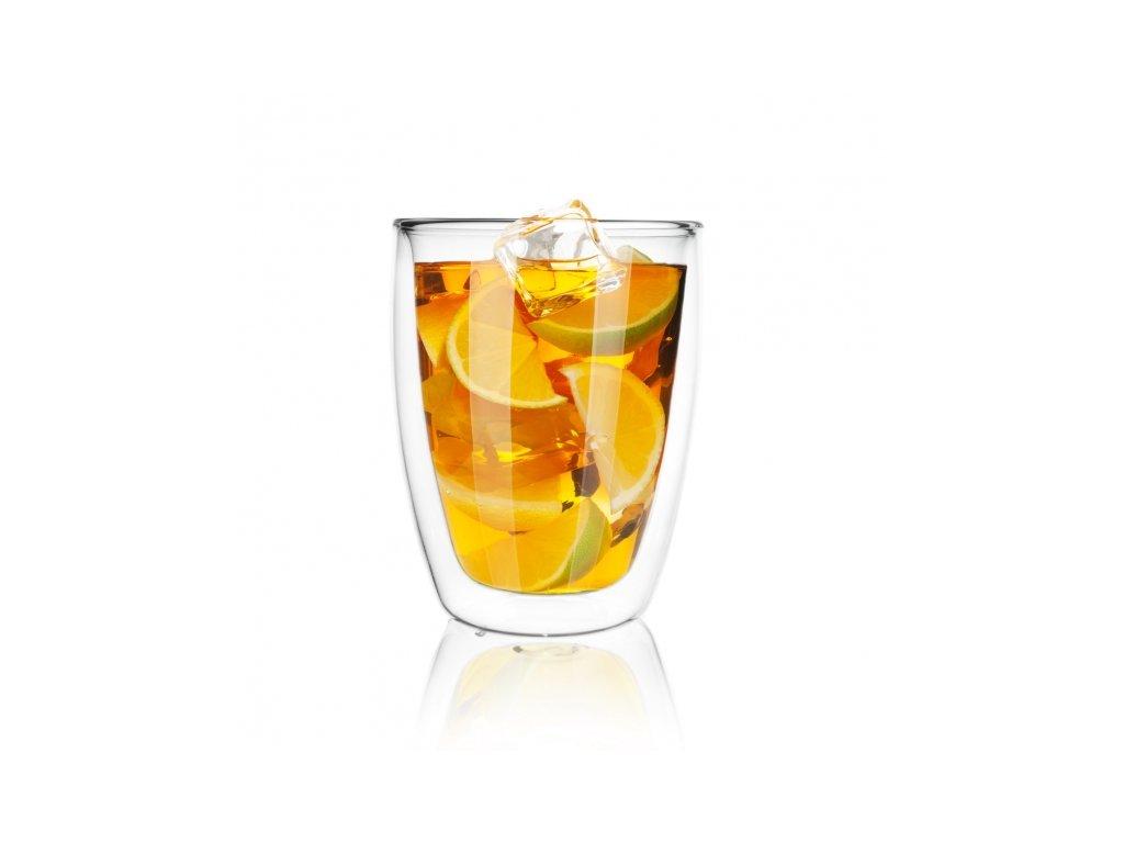 Dvoustěnná sklenice 0,33 l