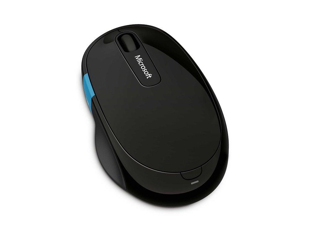 Myš Microsoft Sculpt Comfort /BlueTrack / 6 tlaeítek / 4000dpi - eerná