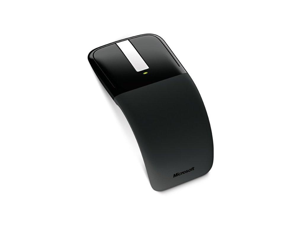 Myš Microsoft Art Touch /BlueTrack / 4 tlaeítka / 1000dpi - eerná
