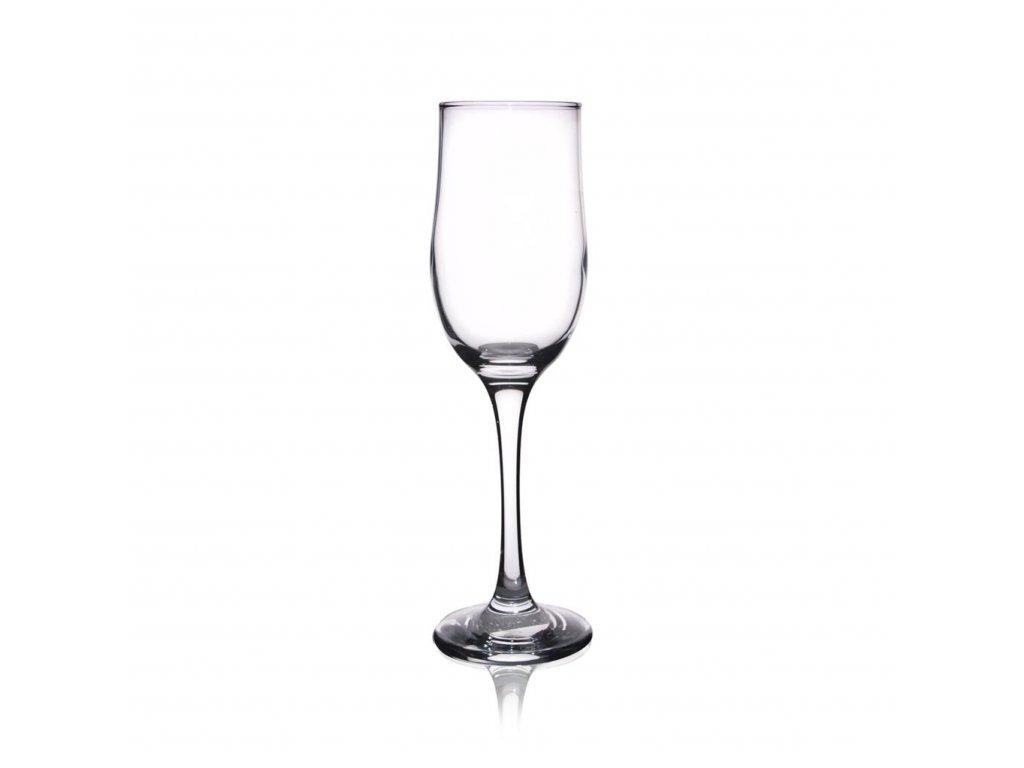 Sklenice na šampaňské Nevakar, 0,195 l
