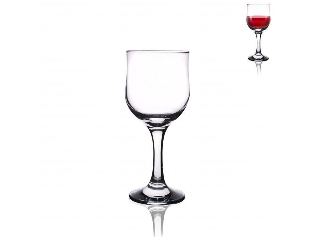 Sklenice na víno Nevakar 0,24 l