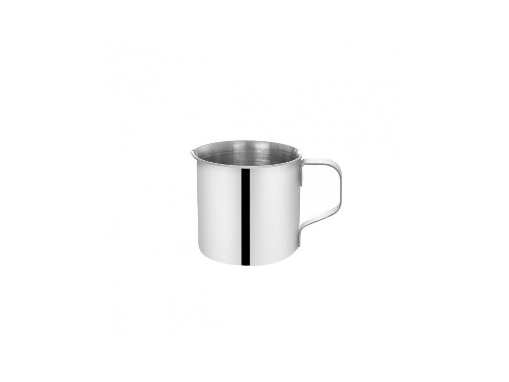 Nerezová mlékovka Mini, 0,03 l