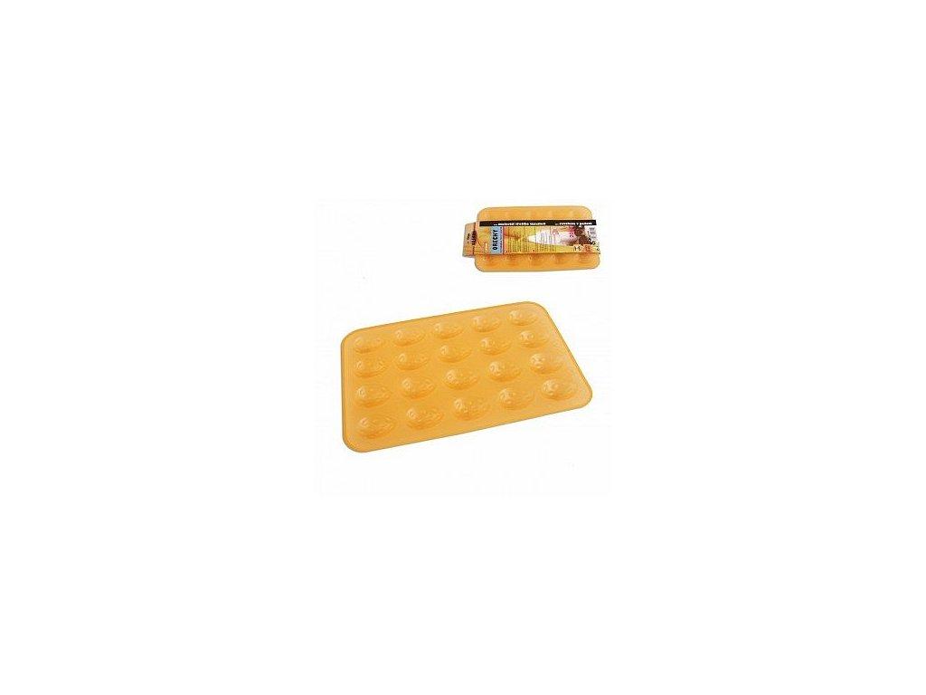 Silikonová pečící forma na ořechy 20, 27,5 x 18,5 cm