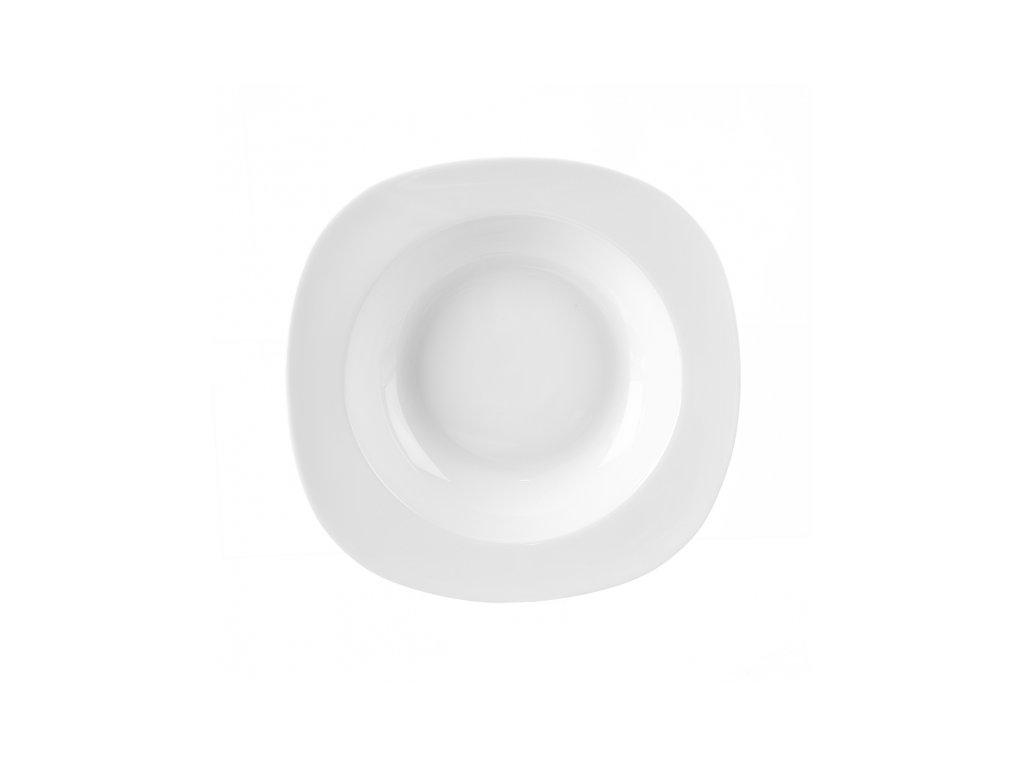 Porcelánový hluboký talíř LUNA 21cm