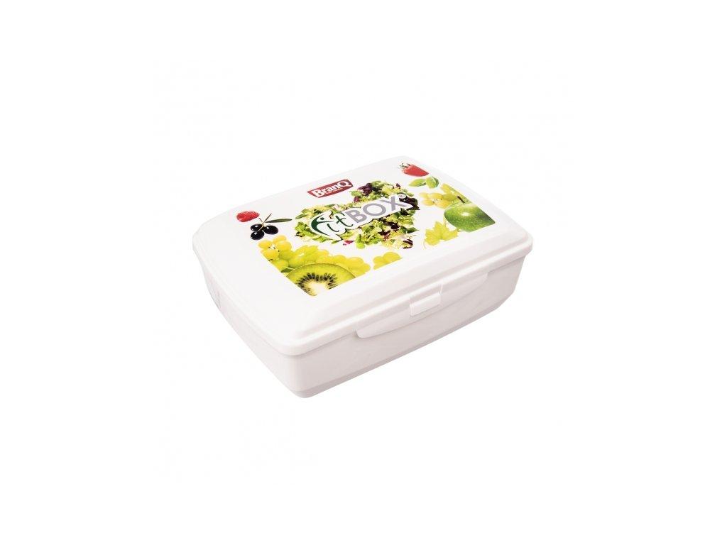 Plastový box na svačinu pro děti Auta, 1,3 l