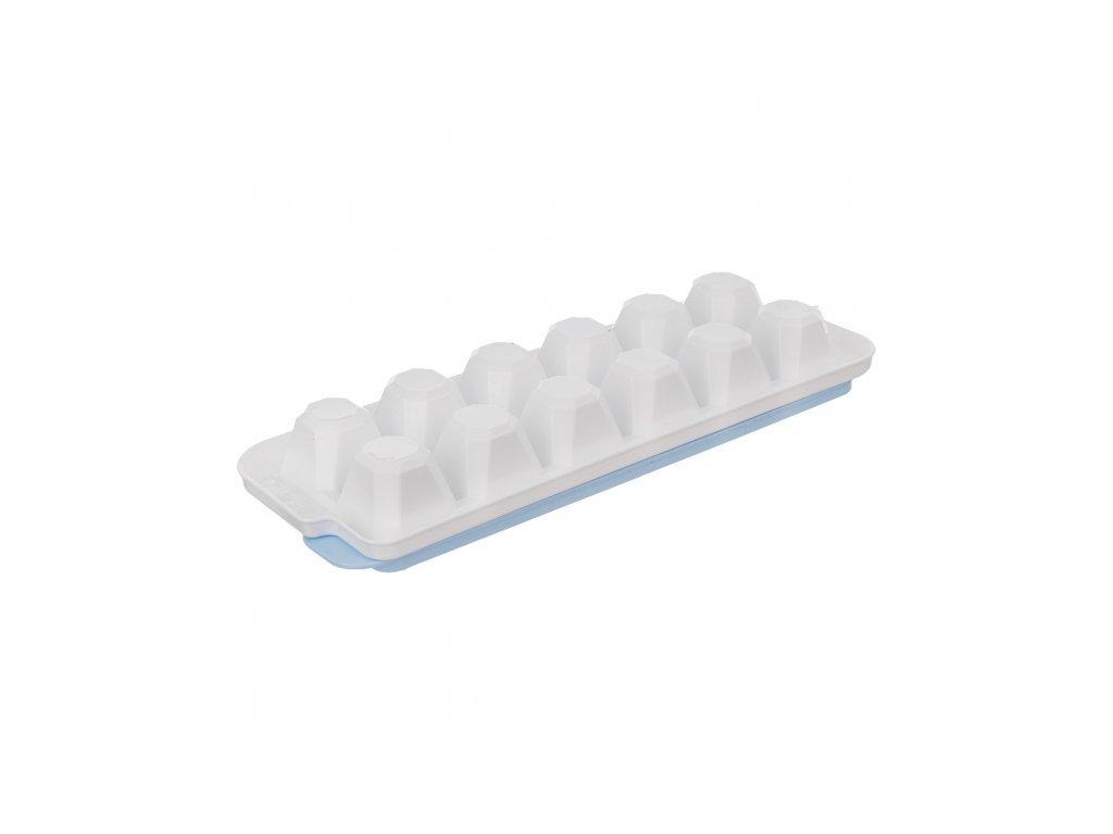 Plastová forma na led s víčkem, 26,5 x 11,5 cm