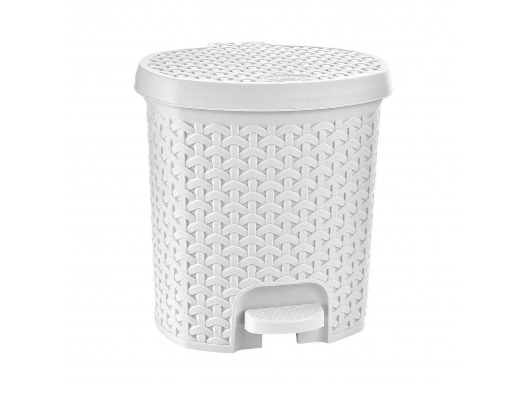 Odpadkový koš RATAN 11,5 l