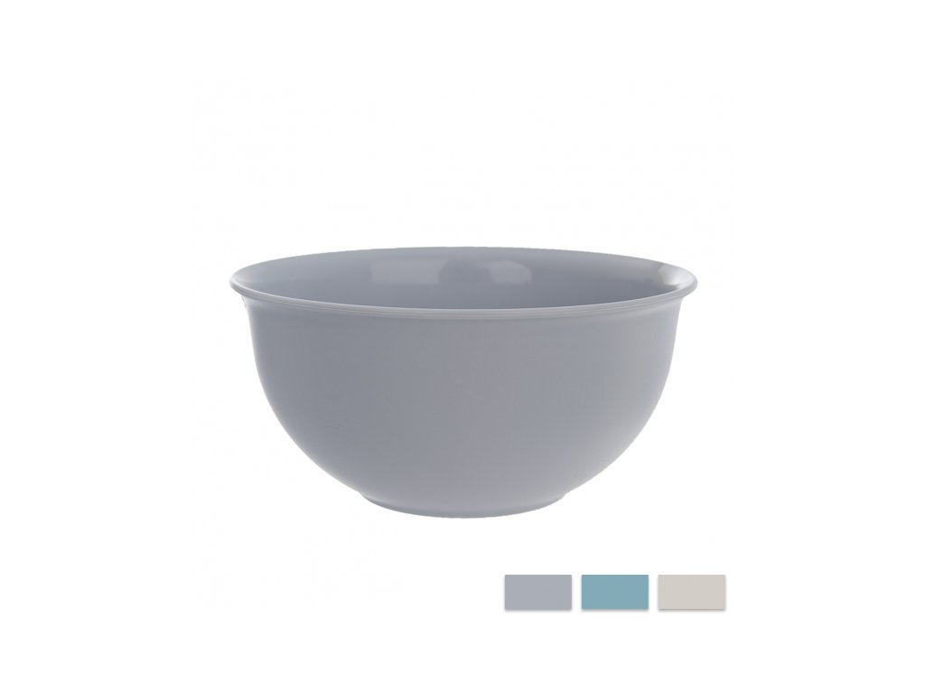 Plastová miska Color 1 l