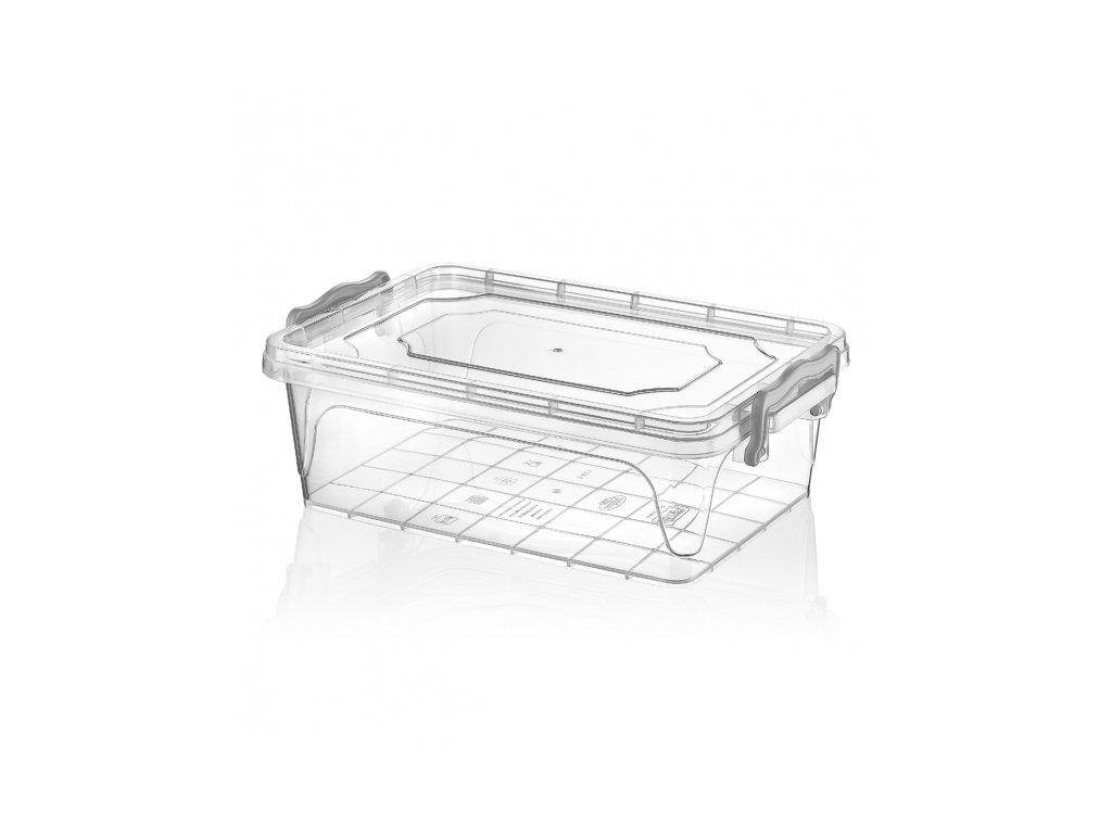 Plastový úložný box Multi obdélník 10 l