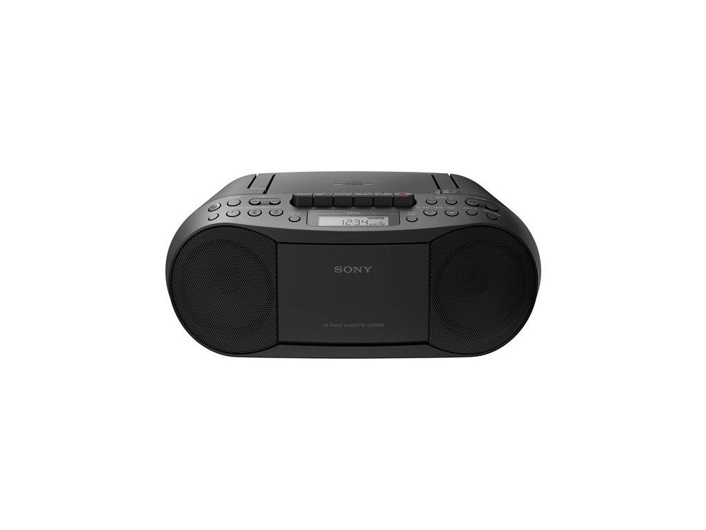 Radiomagnetofon s CD Sony CFD-S70B