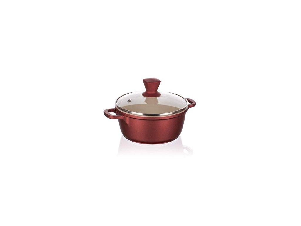 Hrnec s keramickým povrchem Banquet Gourmet Ceramia 1,3 l