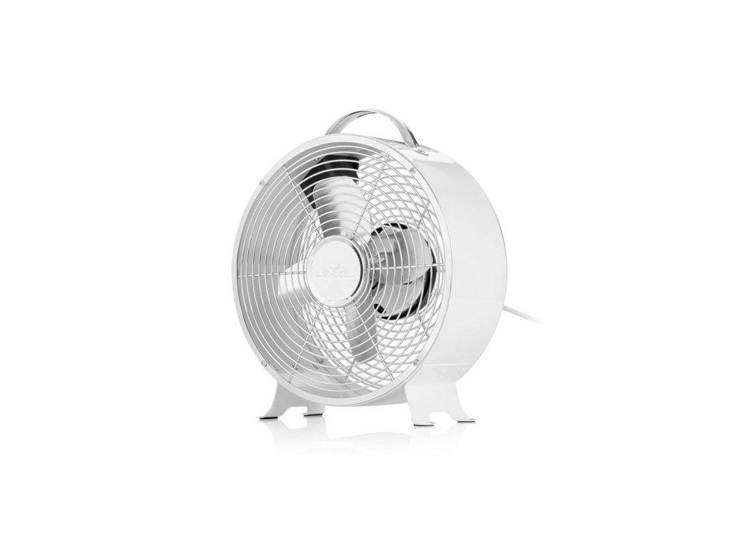 Ventilátor stolní ETA 0608 90000 Ringo celokovový