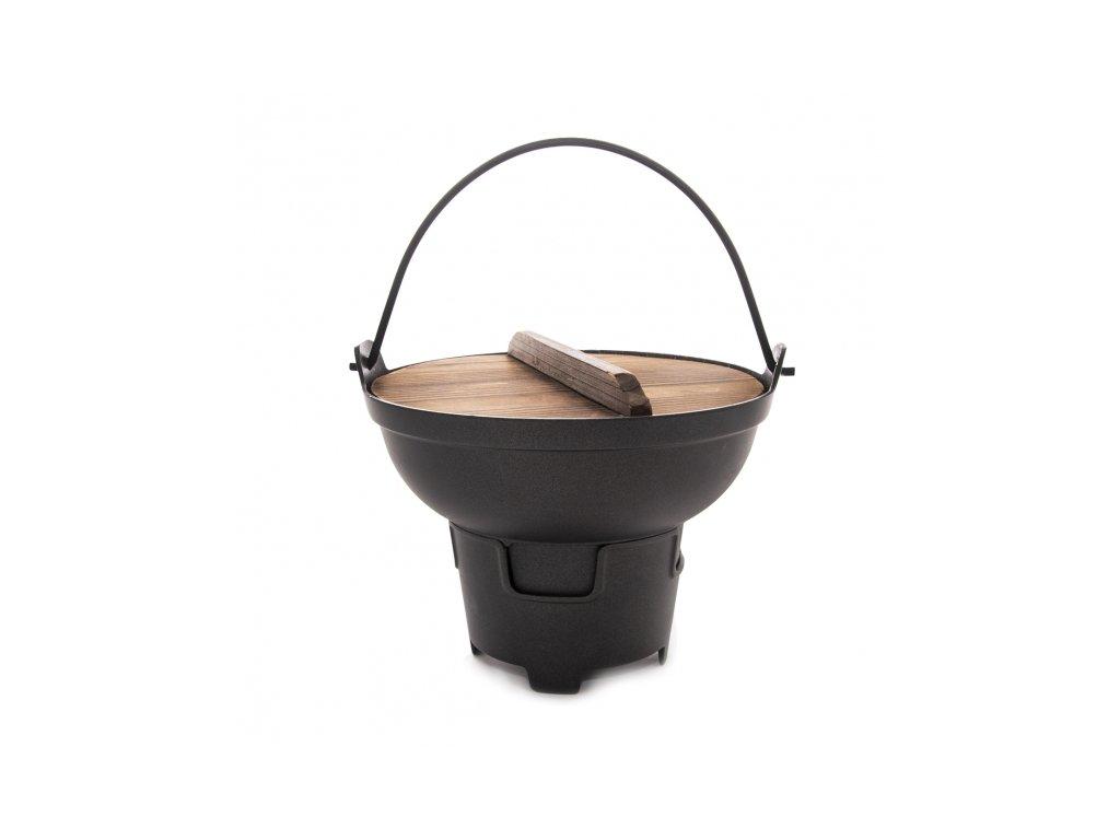 Kotlík fondue Grande, průměr 21,5 cm