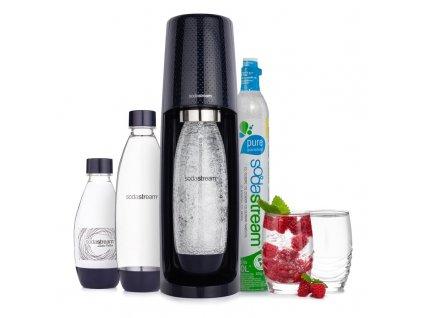 Výrobník sodové vody SodaStream SPIRIT NAVY BLUE