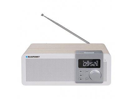 Radiopřijímač Blaupunkt PP14BT, FM PLL/SD/USB/AUX/BT/hodiny/budík