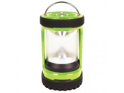Svítilna Coleman Push+ 200 stolní - černá/zelená