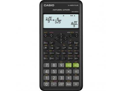 Kalkulačka Casio FX 82ES PLUS 2E - černá