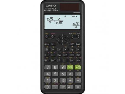 Kalkulačka Casio FX 85ES PLUS 2E - černá