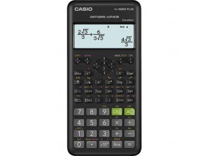 Kalkulačka Casio FX 350 ES PLUS 2E - černá