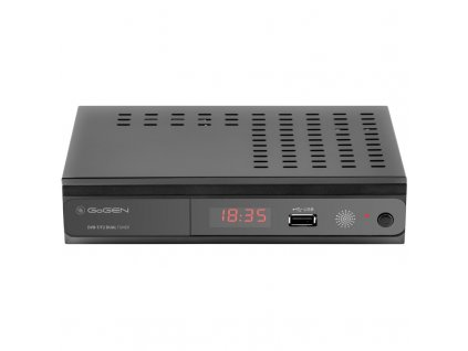 Set-top box GoGEN DVB 219 T2 DUAL