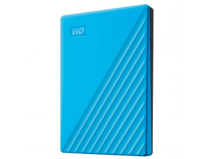 "HDD ext. 2,5"" Western Digital My Passport Portable 2TB, USB 3.0 - modrý"
