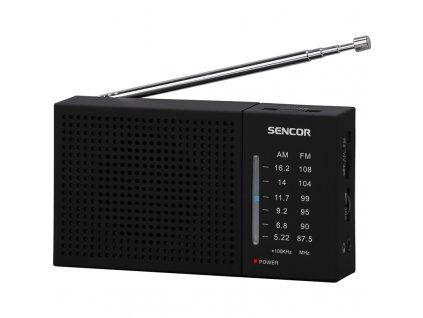 Radiopřijímač Sencor SRD 1800