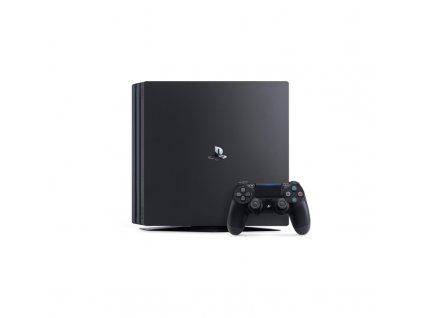 Herní konzole Sony PlayStation 4 Pro 1TB - černá