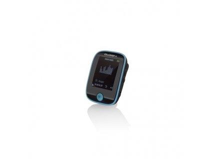 "MP3/MP4 přehrávač GoGEN MXM 421 GB8 BT BL, s 1,7"" displejem a bluetooth, černý/modrý"
