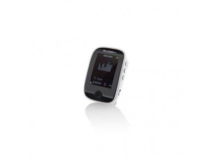 """MP3/MP4 přehrávač GoGEN MXM 421 GB8 BT W, s 1,7"""" displejem a bluetooth, bílý"""