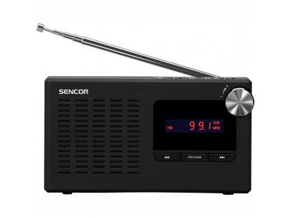 Radiopřijímač Sencor SRD 2215