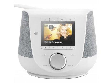 Internetové rádio Hama DIR3200SBT, bílé