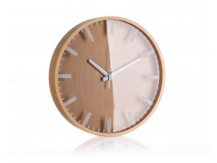 Nástěnné hodiny Home Decor School 30 cm