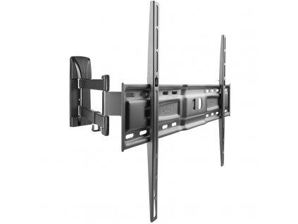 """Držák TV Meliconi SlimStyle Plus 600 SDR polohovatelný pro úhlopříčky 50"""" až 82"""", nosnost 25 kg"""