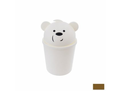Odpadkový koš pro děti Zvířátko 12,5 x 20 cm
