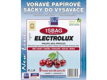 Sáčky do vysavače 1S BAG Electrolux (5 ks) - cherry