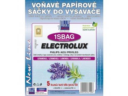 Sáčky do vysavače 1S BAG Electrolux (5 ks) - levandule