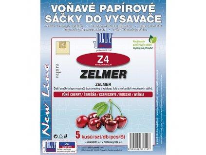 Sáčky do vysavače Z 4 Zelmer (5 ks) - cherry