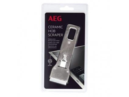 Škrabka AEG sklokeramické varné desky