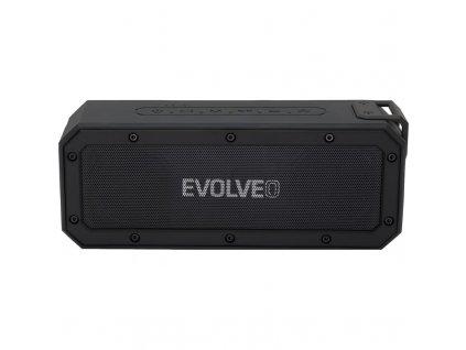 Přenosný reproduktor Evolveo Armor O5, černý