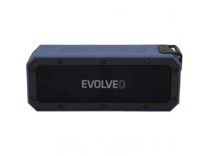 Přenosný reproduktor Evolveo Armor O6, modrý